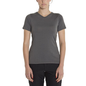 Giro Mobility T-Shirt Women V-Neck dark shadow